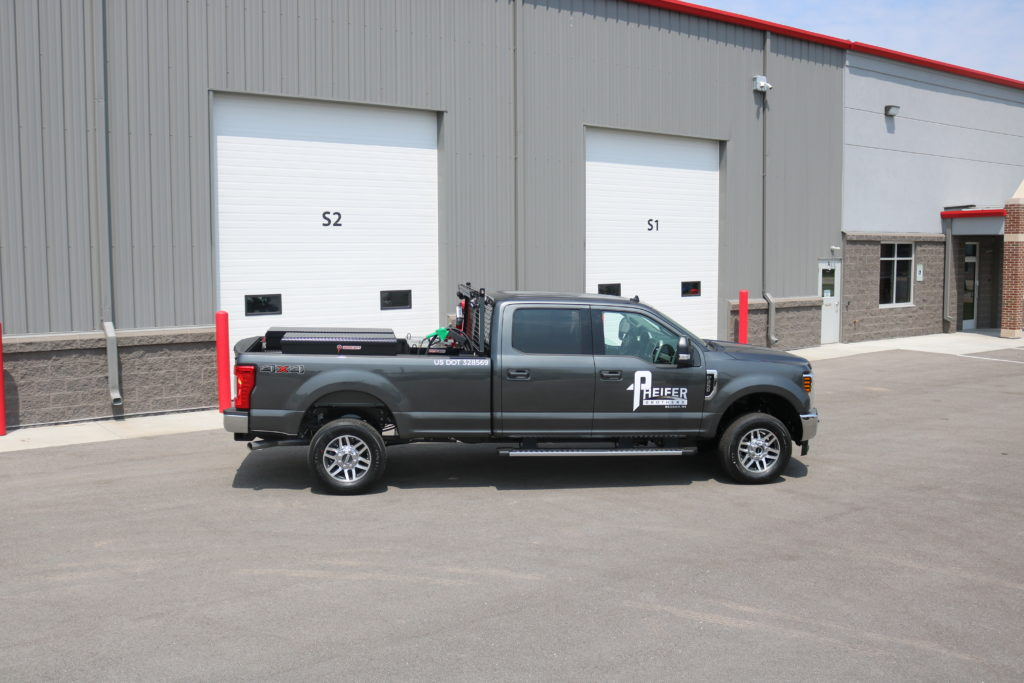 Truck Upfitting for Construction Industry