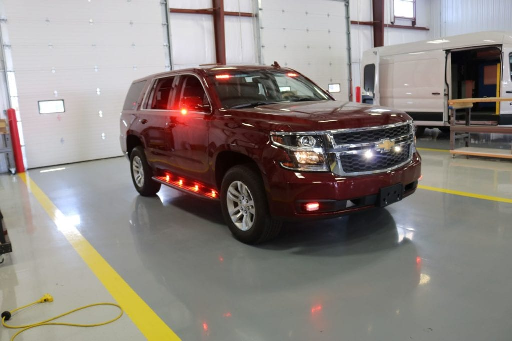 Custom Vehicle Lighting Installation