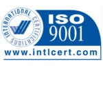 Precision Installations is an ISO 9001 certified company